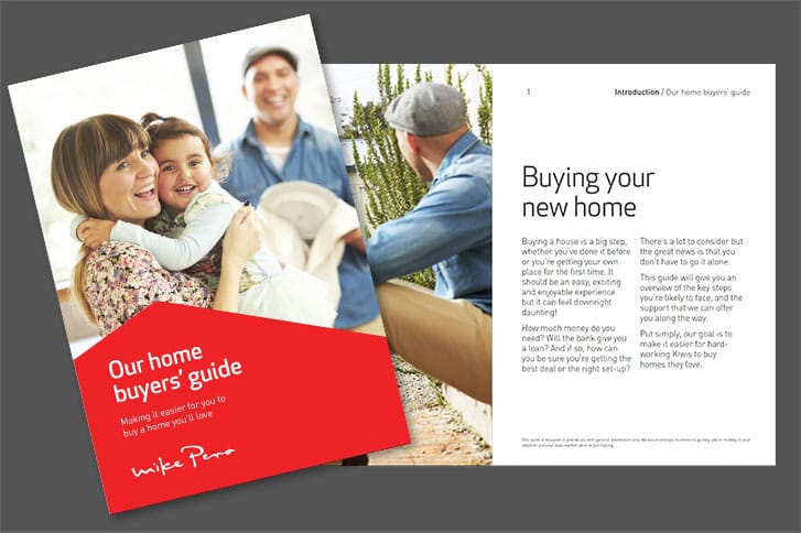 Download the Mike Pero 'Our home buyers guide'